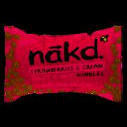 Nàkd Nibbles Strawberry & Cream