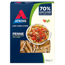 Atkins Cuisine Pasta Penne Atkins 250gr