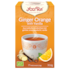 Yogi Tea Ginger Orange With Vanilla Bio