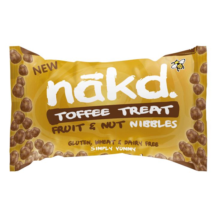 Nàkd Nibbles Toffee Treat