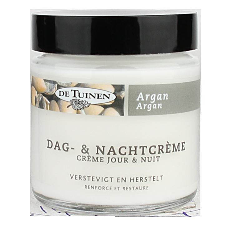 De Tuinen Argan Dag & Nachtcreme 120 ml