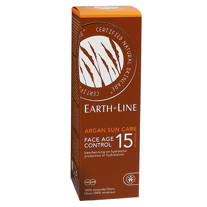 Earth·Line Argan Sun Face SPF 15 Bio