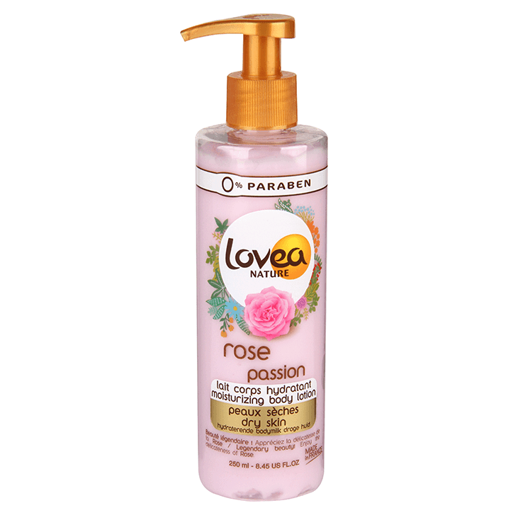Rose Passion Body Lotion