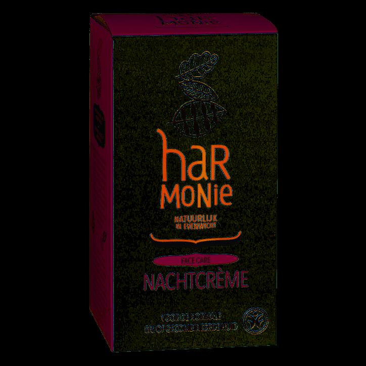 Harmonie Nachtcrème Normale Huid