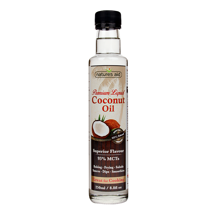 Natures Aid Coconut Oil