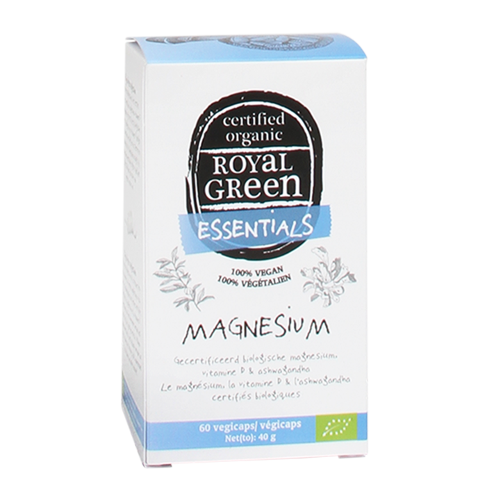 Royal Green Magnesium