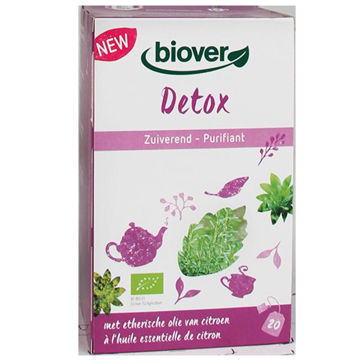 Biover Kruideninfusie Detox Bio