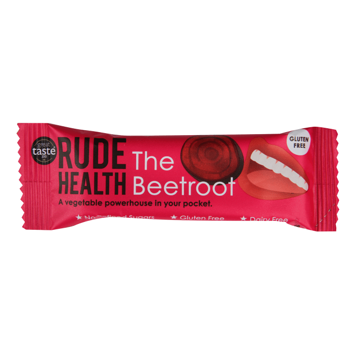 Rude Health Beetroot Bar