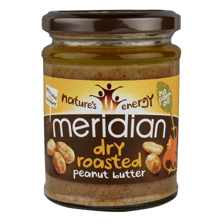 Meridian Dry Roasted Peanut Butter