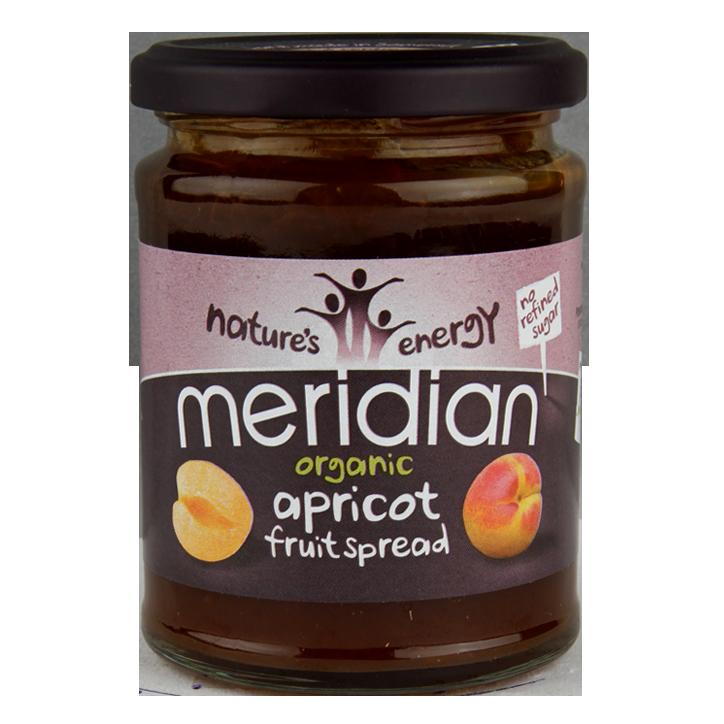 Meridian Fruitspread Apricot Bio