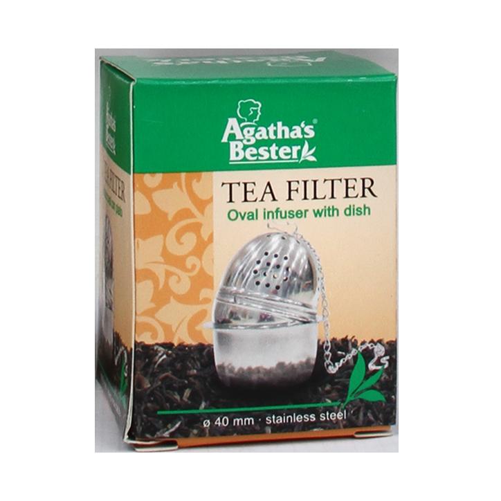 Agatha's Bester Thee Ei Middel 1 x middel
