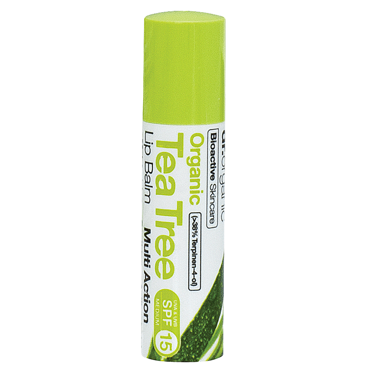 Dr. Organic Tea Tree Lipbalm