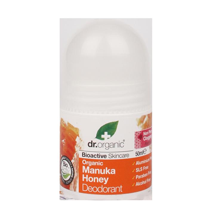 Dr. Organic Manuka Honey Deodorant