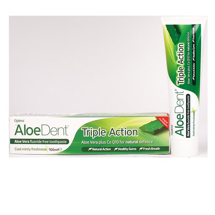 Aloe Dent Tandpasta Triple Action
