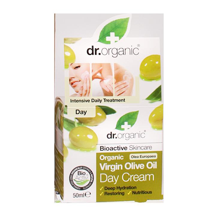 Dr. Organic Olijf Dagcrème