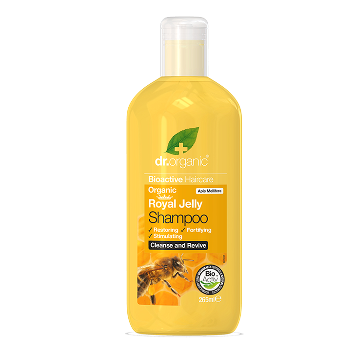 Dr. Organic Royal Jelly Shampoo