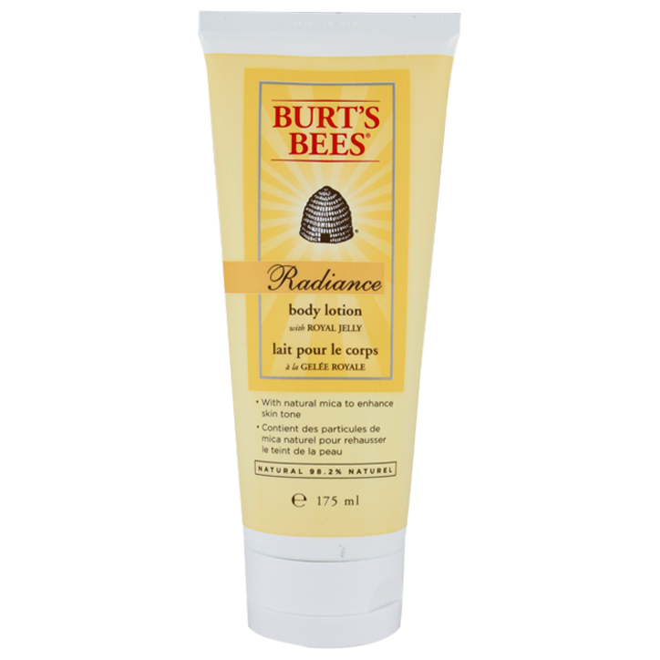 Burt's Bees Radiance Body Lotion