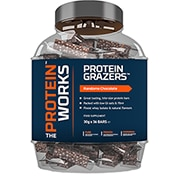 TPW Protein Grazers Randoms Chocolate