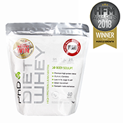 PhD Diet Whey Powder Cherry Bakewell
