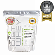 PhD Diet Whey Powder Banana 1000g
