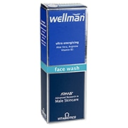 Wellman Face Wash 125ml