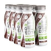 PhD Nutrition Diet Whey RTD Chocolate 8 x 330ml