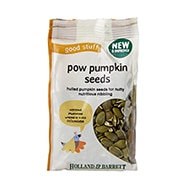 Holland & Barrett Pow Pumpkin Seeds