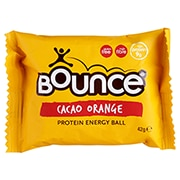 Bounce Protein Ball Cacao Orange 42g