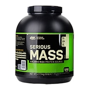 Optimum Nutrition Serious Mass Vanilla Powder