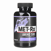 MET-Rx Amino 1500 Hydrolysed Whey Tablets
