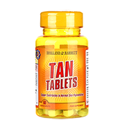 Holland & Barrett Tan Tablets