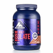 Multipower 100% Whey Isolate Protein Powder Rich Chocolate
