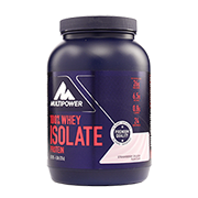 Multipower 100% Whey Isolate Protein Powder Strawberry Splash