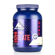 Multipower 100% Whey Isolate Protein Powder French Vanilla