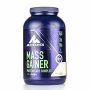 Multipower Mass Gainer Powder French Vanilla 2kg