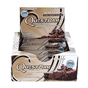 Quest Bar Double Chocolate Chunk 12 x 60g