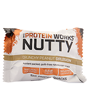 The Protein Works Nutty Crunchy Peanut Explosion 40g