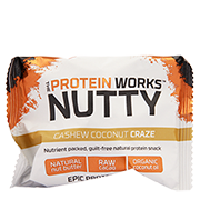 The Protein Works Nutty Cashew Coconut Craze 40g