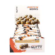 The Protein Works Nutty Cashew Coconut Craze 12 x 40g