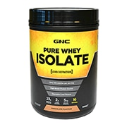 GNC Pure Whey Isolate Powder Chocolate Delight