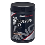 GNC Pure Hydrolysed Whey Powder Chocolate Delight