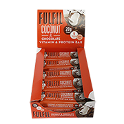 Fulfil Coconut & Chocolate Bar 15 x 55g