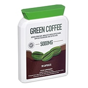 Health Spark Green Coffee 90 Capsules 5000mg