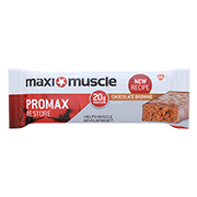 MaxiMuscle Promax Bar Chocolate Brownie 60g
