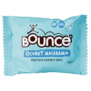 Bounce Energy Ball Coconut & Macadamia Protein Bliss 40g