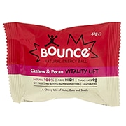 Bounce Energy Ball Cashew & Pecan Vitality Lift