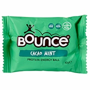Bounce Cacao Mint Protein Ball