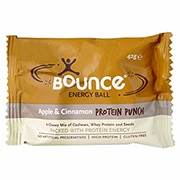 Bounce Apple & Cinnamon Protein Ball 42g
