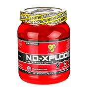 BSN N.O.-Xplode Powder Fruit Punch 20g