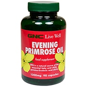 GNC Evening Primrose Oil 1300mg 90 Capsules